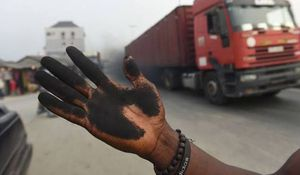 Port Harcourt: Wrapped in Soot
