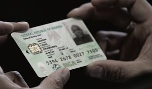 Nigeria's ID (Cards) and Ego: II