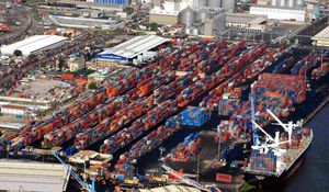 The problem with Nigeria's ports