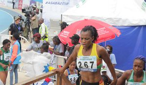 FW: Nigeria fails to plan for the African Senior Athletics Championships