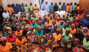 In Media, Chibok Trusts