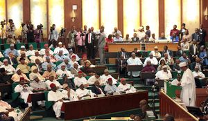 FW: National Assembly yet to resume plenary