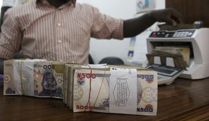 A Naira saved is worth two Naira earned