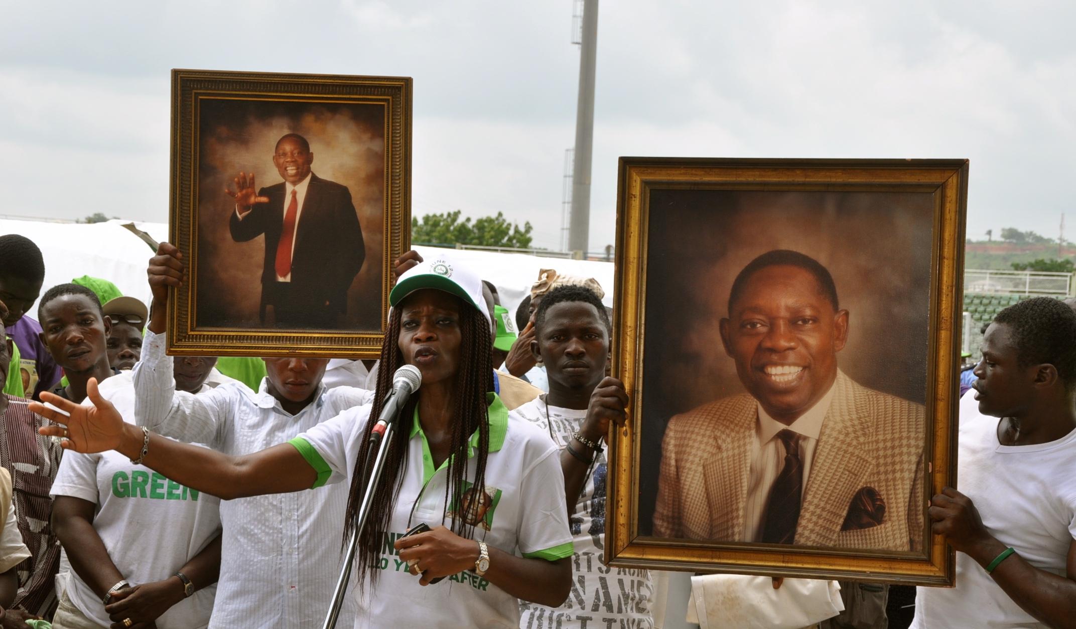 Why do Nigerians celebrate June 12th?