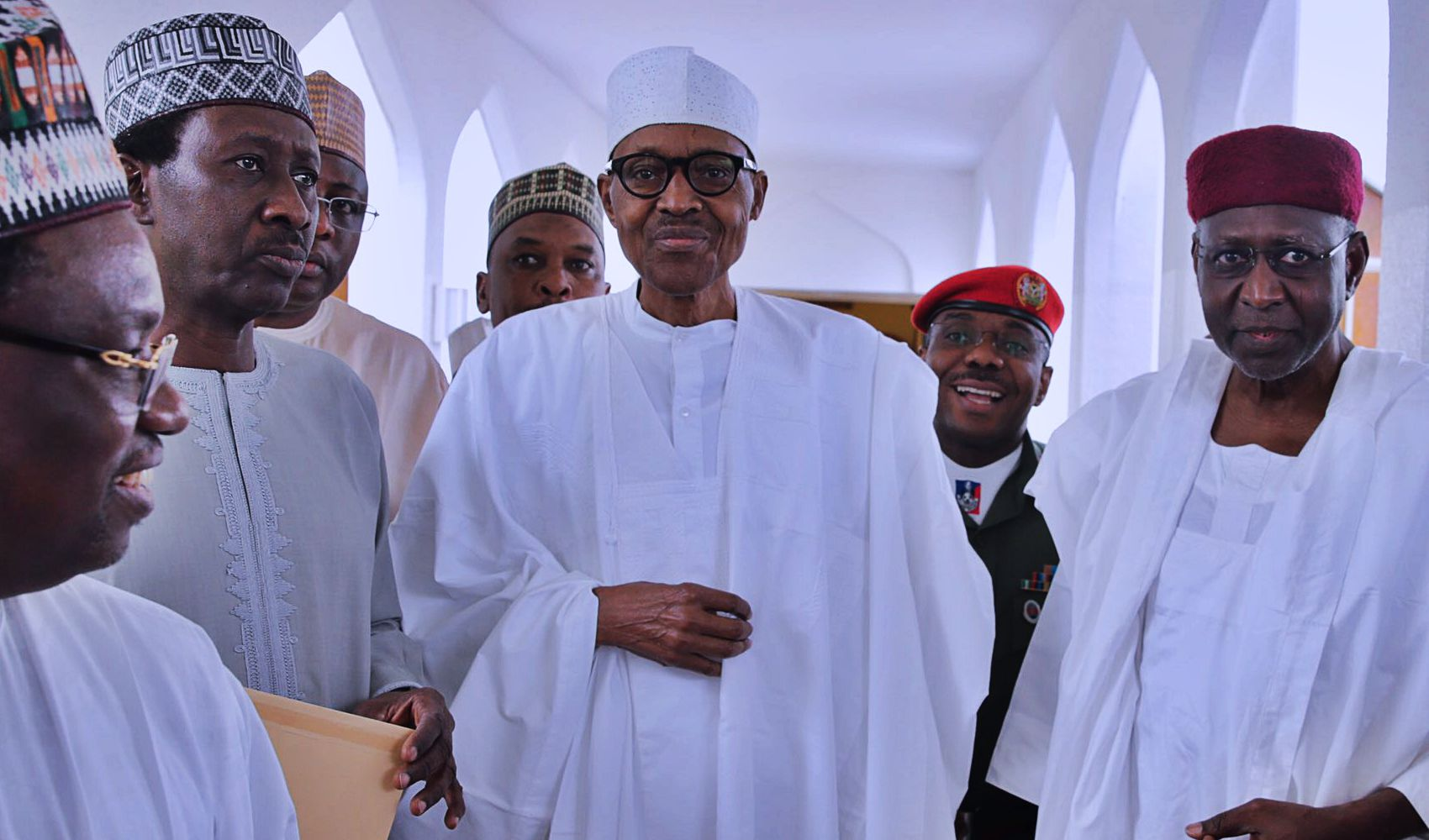 FW: Does President Buhari need a WAEC certificate?