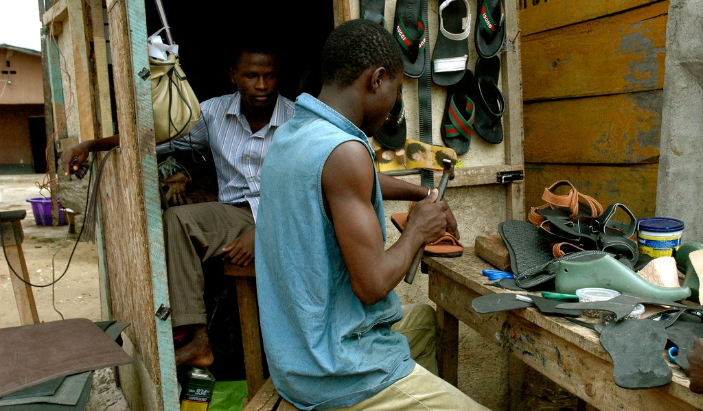 Imu-Ahia: The apprenticeship system building wealth in Eastern Nigeria