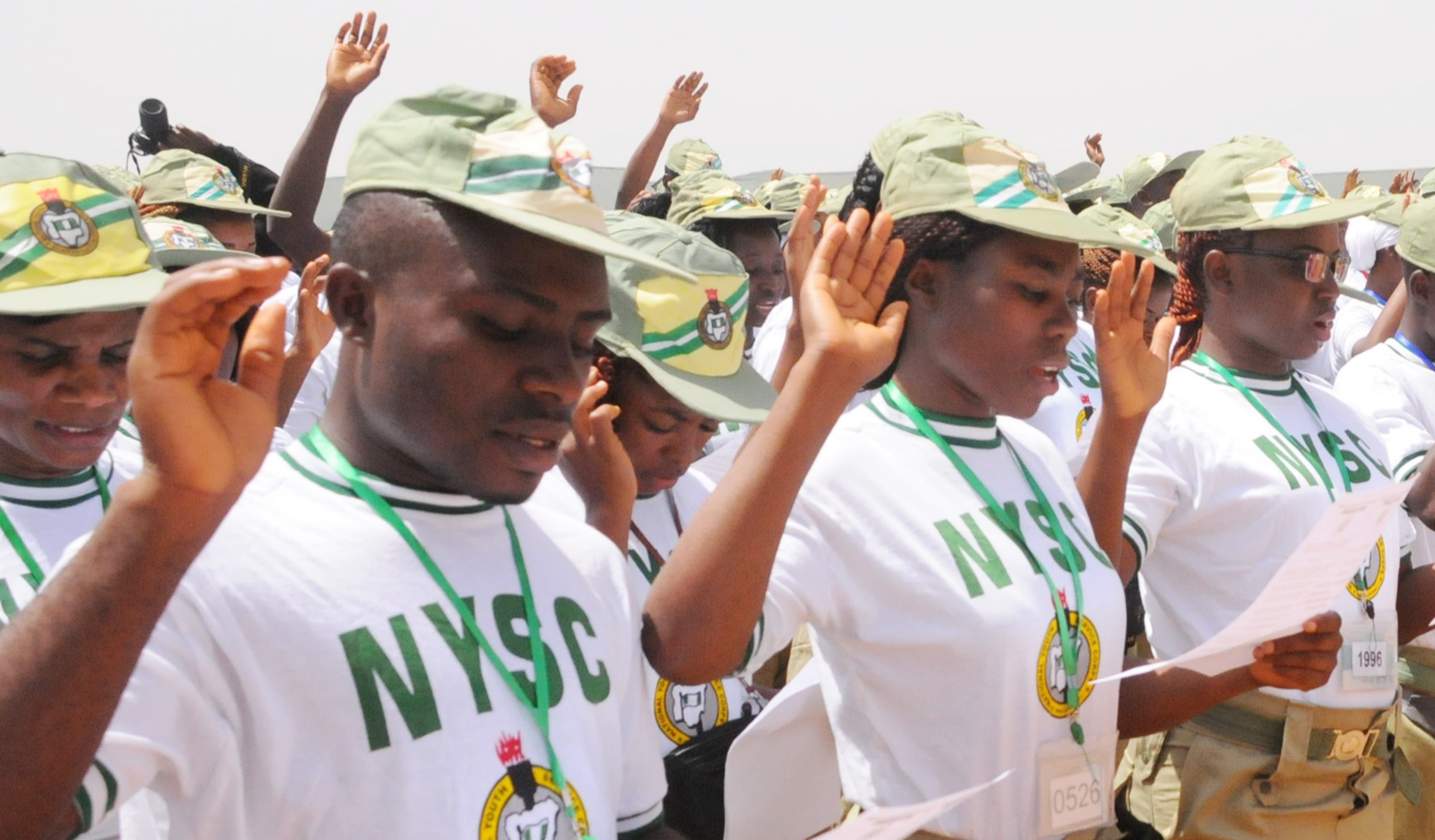FW: NYSC bans corps members from unauthorised journeys