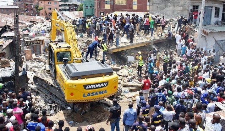 FW: Lagos Island has 1,000 defective buildings