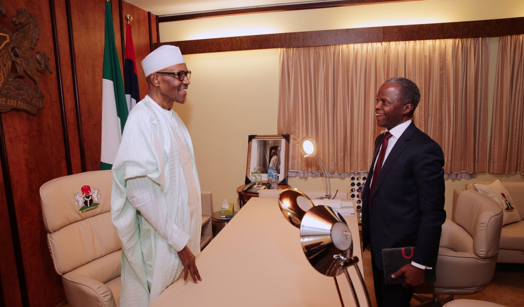 Explainer: How The Nigerian Government Is Funded