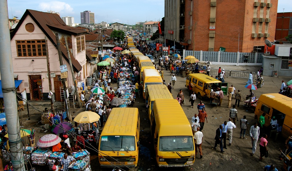 Scaling in Nigeria with no Middle Class