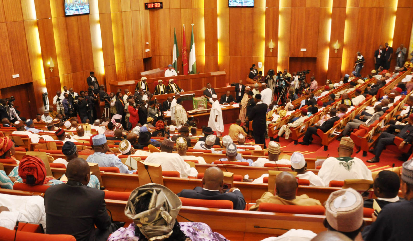 Does Nigeria Need a Senate?