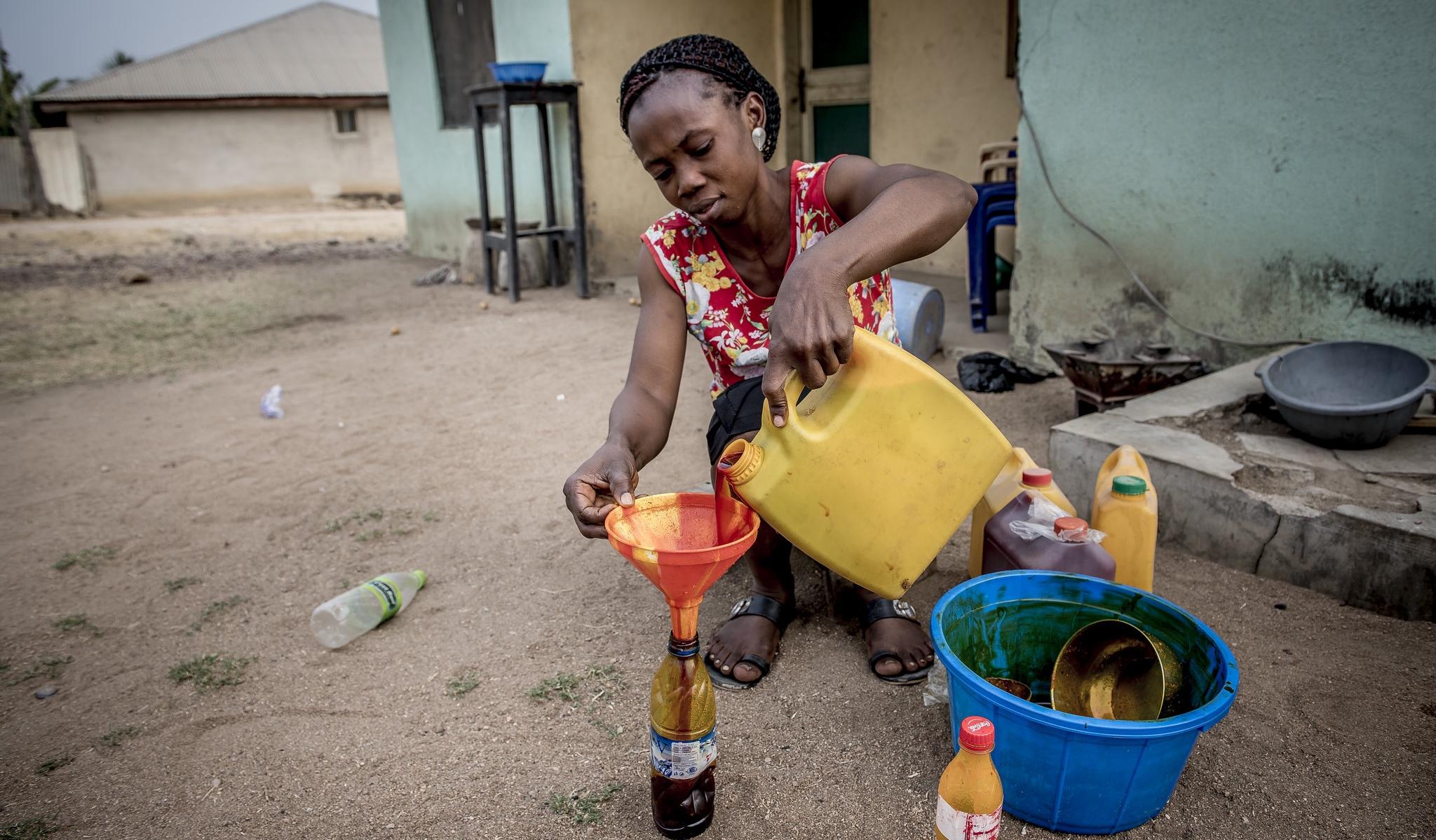 Nigeria's oil curse perpetuates patriarchy