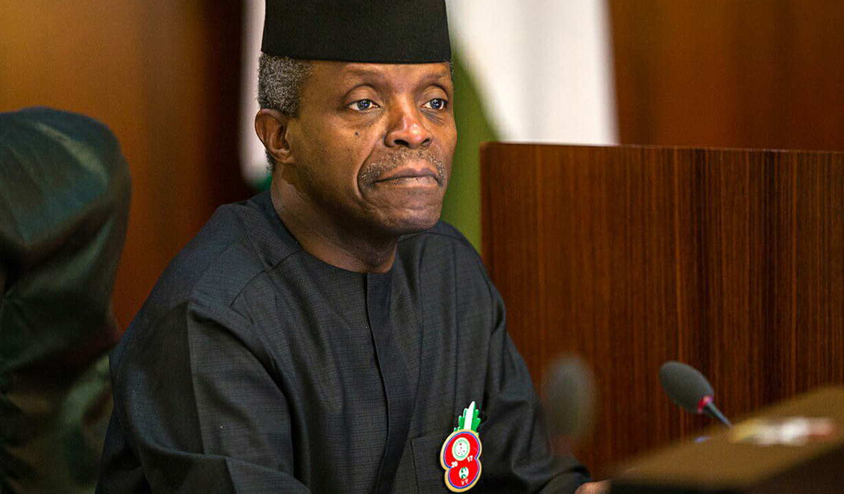 FW: Vice President, Yemi Osinbajo, involved in helicopter crash