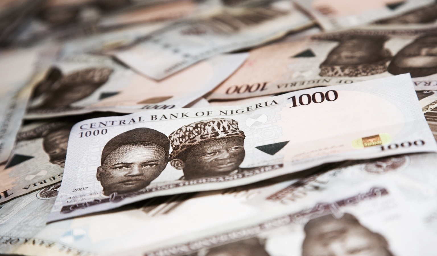 How to solve a problem like the Naira