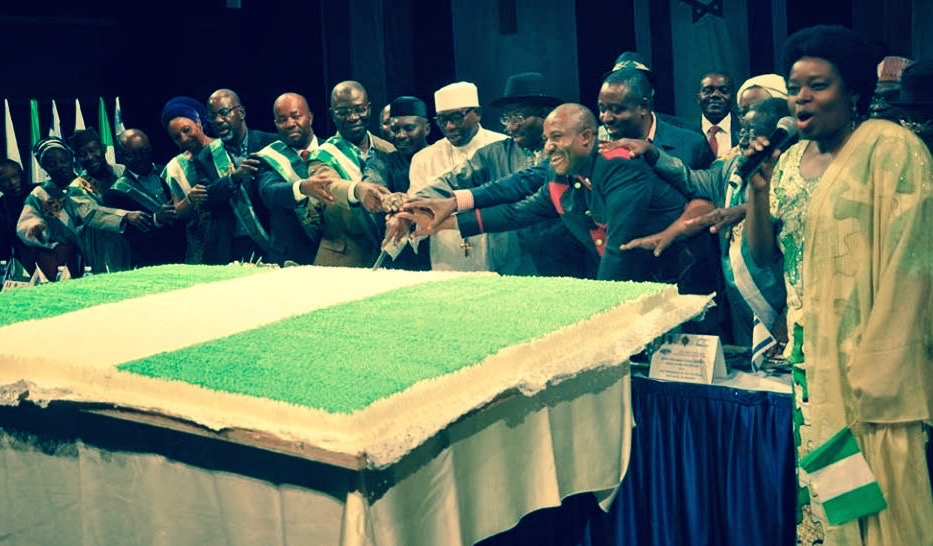 Scramble for the National Cake