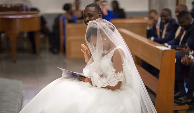 The economics of throwing a Nigerian wedding