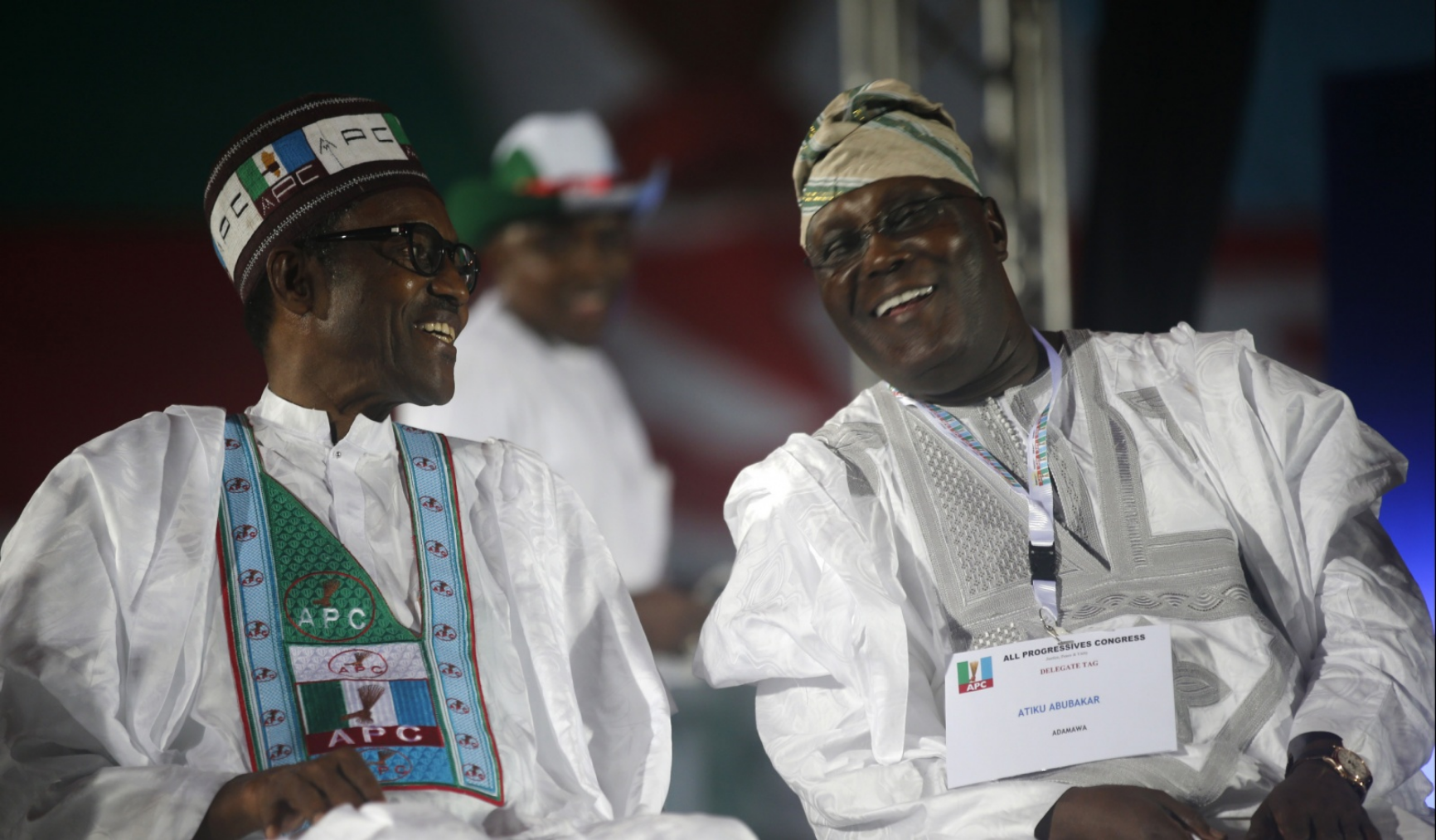 Nigerians Don't Ask Politicians the Right Questions
